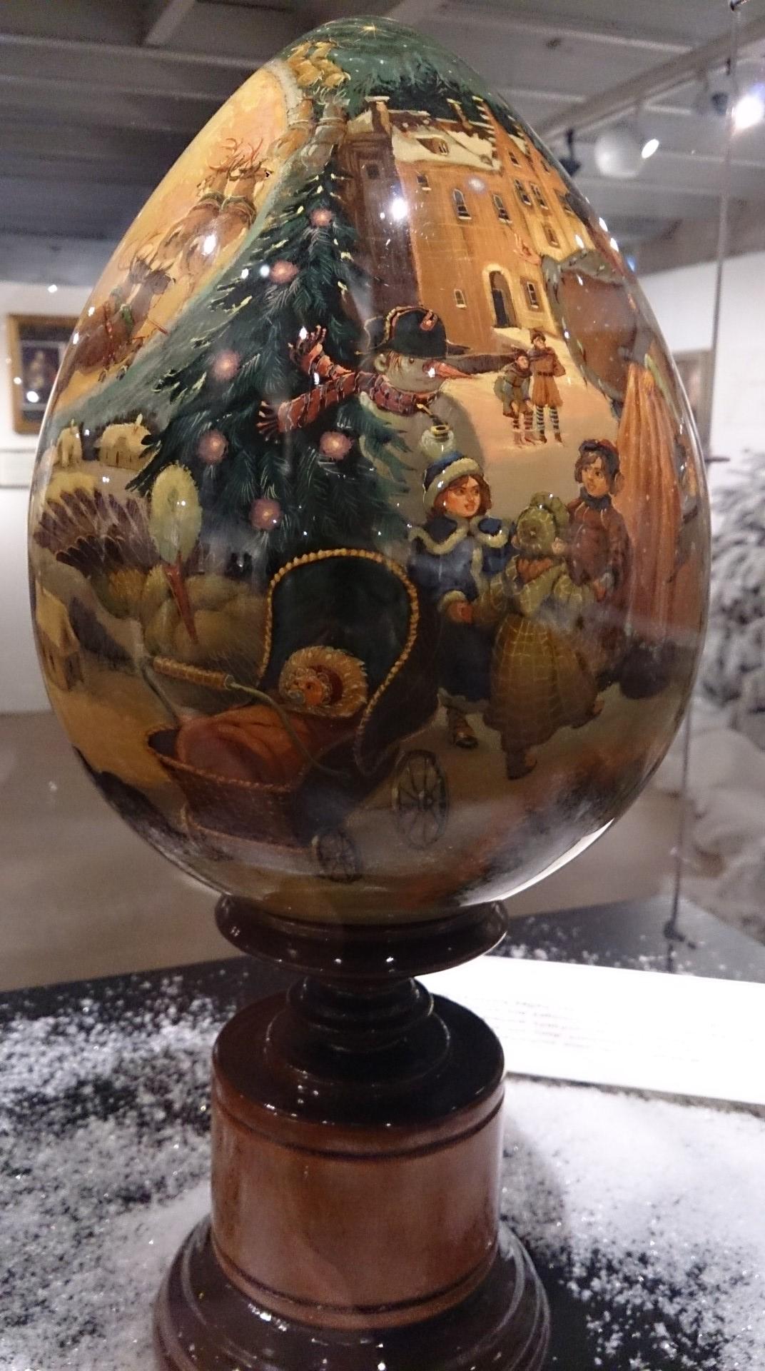 Noël à St Petersbourg - Porcelaine 01