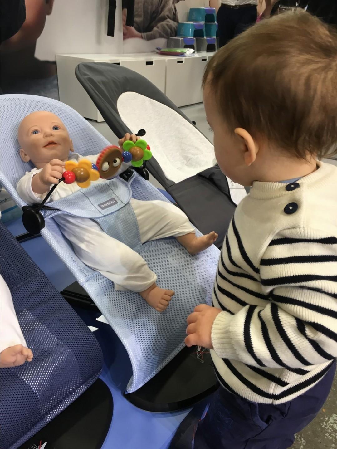 Salon Baby 2016 - Baby Björn