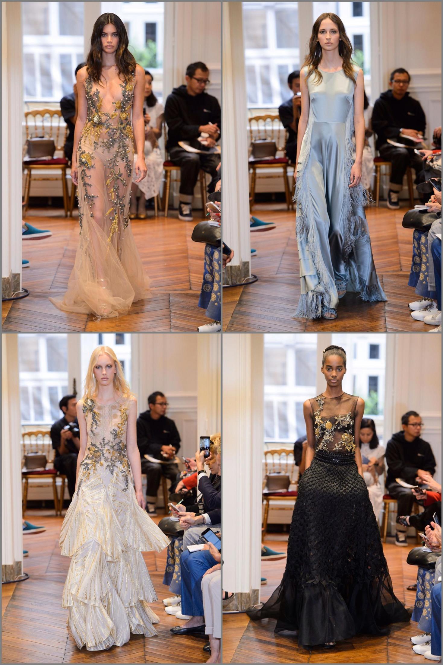 Paris Couture Week Fall Winter 2016-2017 - Alberta Ferreti