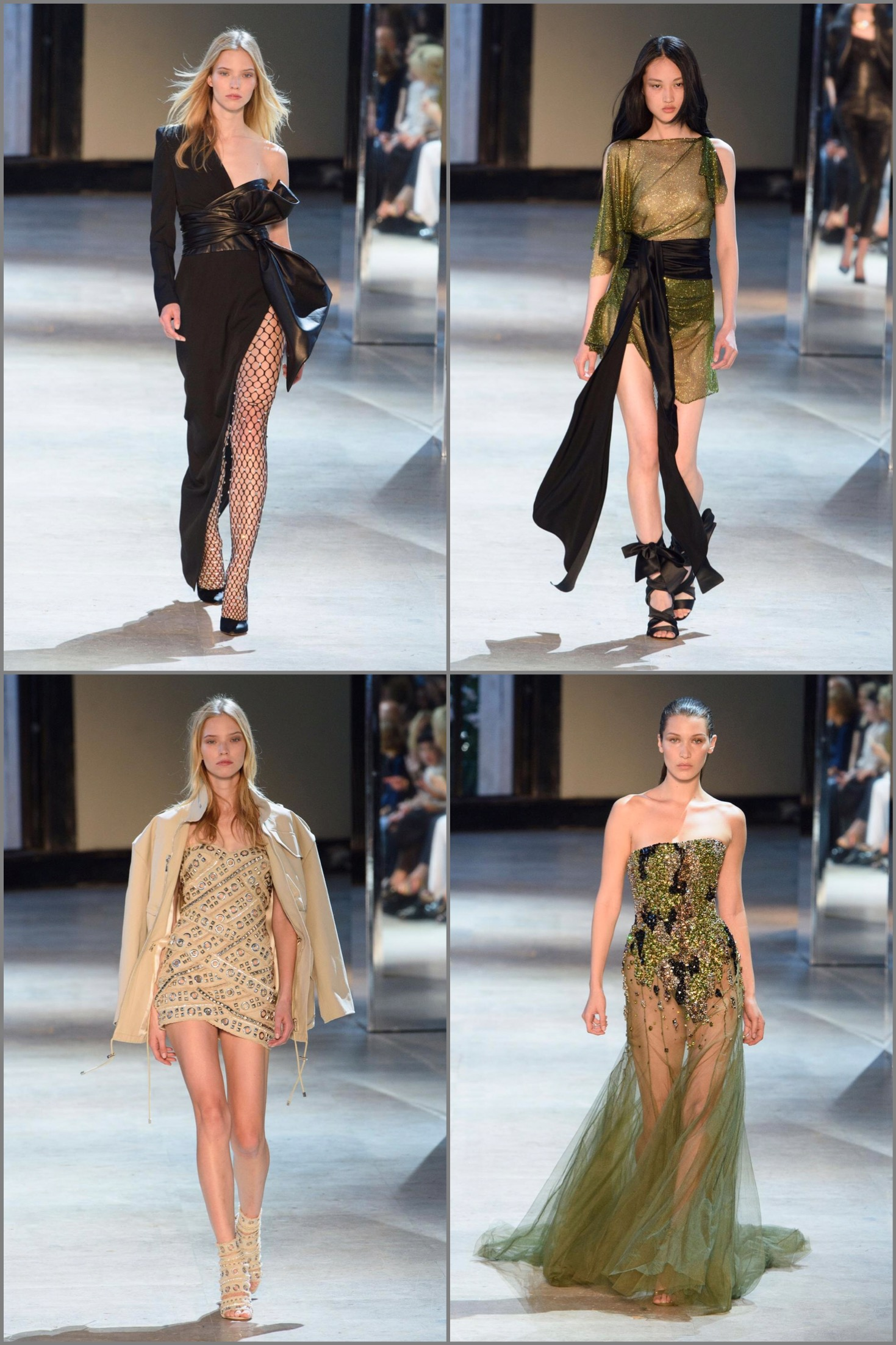 Paris Couture Week Fall Winter 2016-2017 - Alexandre Vauthier
