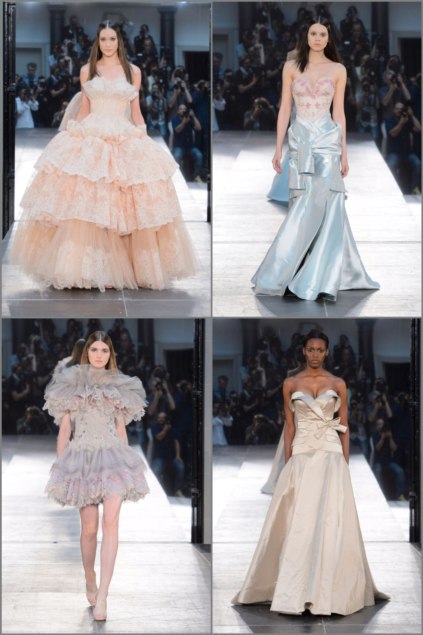 Paris Couture Week Fall Winter 2016-2017 - Alexis Mabille