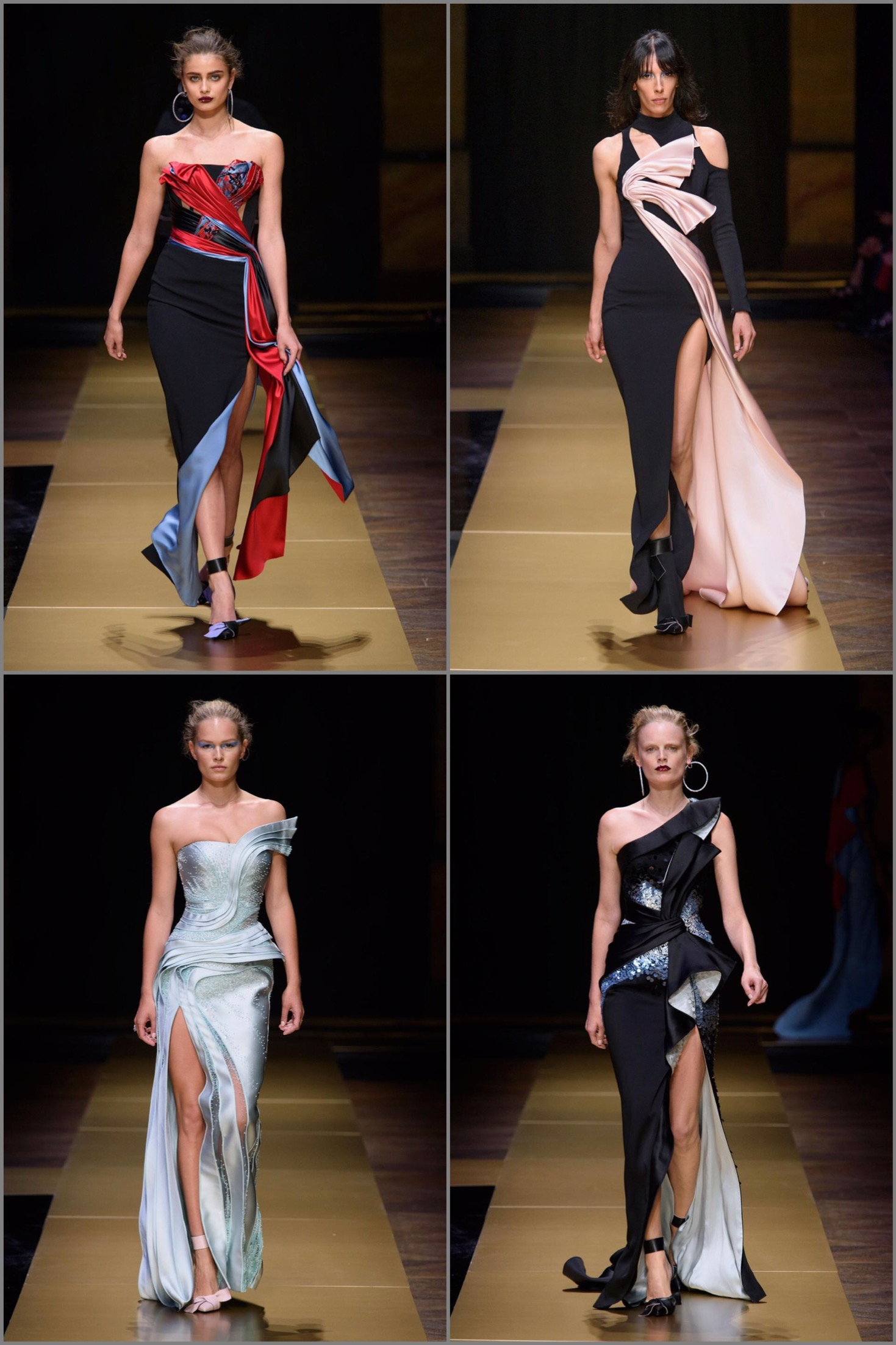 Paris Couture Week Fall Winter 2016-2017 - Atelier Versace