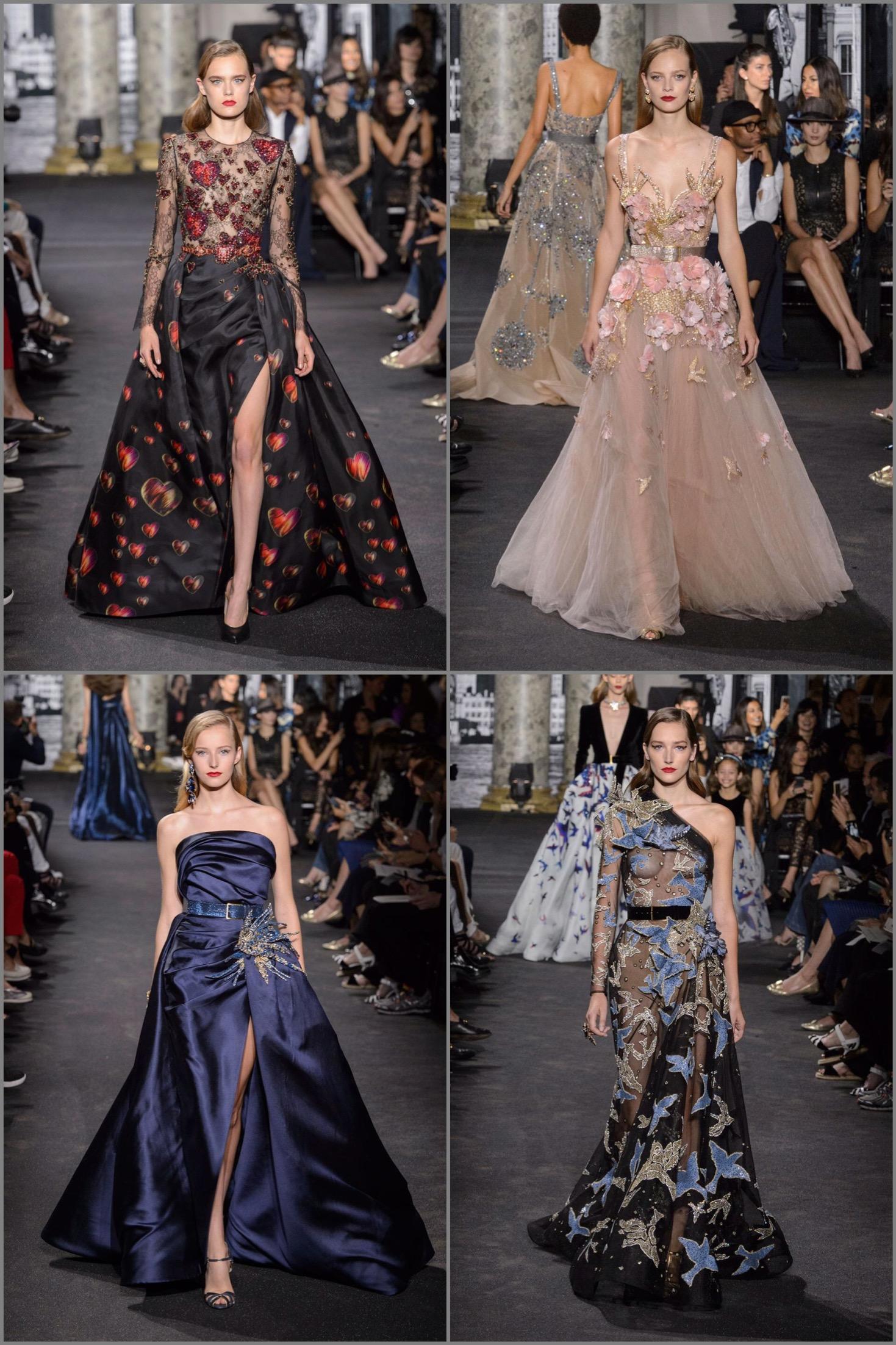 Paris Couture Week Fall Winter 2016-2017 - Elie Saab