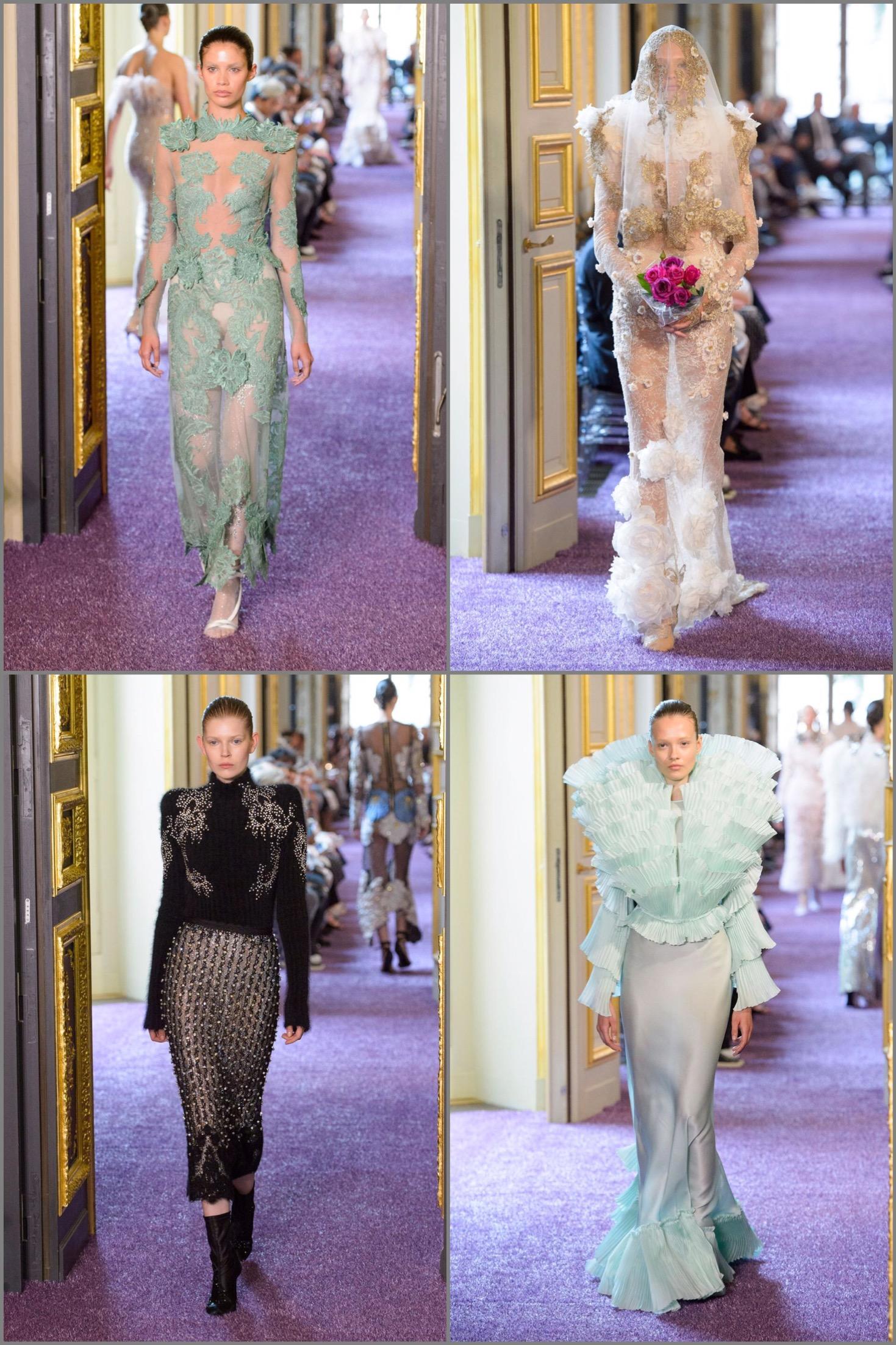 Paris Couture Week Fall Winter 2016-2017 - Francesco Scognamiglio