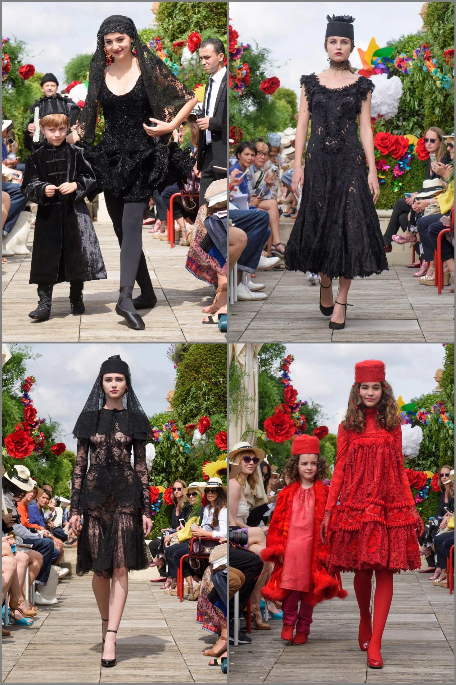Paris Couture Week Fall Winter 2016-2017 - Franck Sorbier
