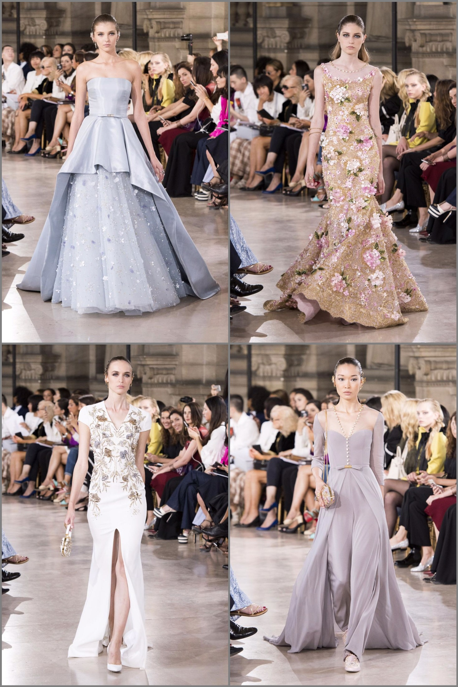 Paris Couture Week Fall Winter 2016-2017 - Georges Hobeika