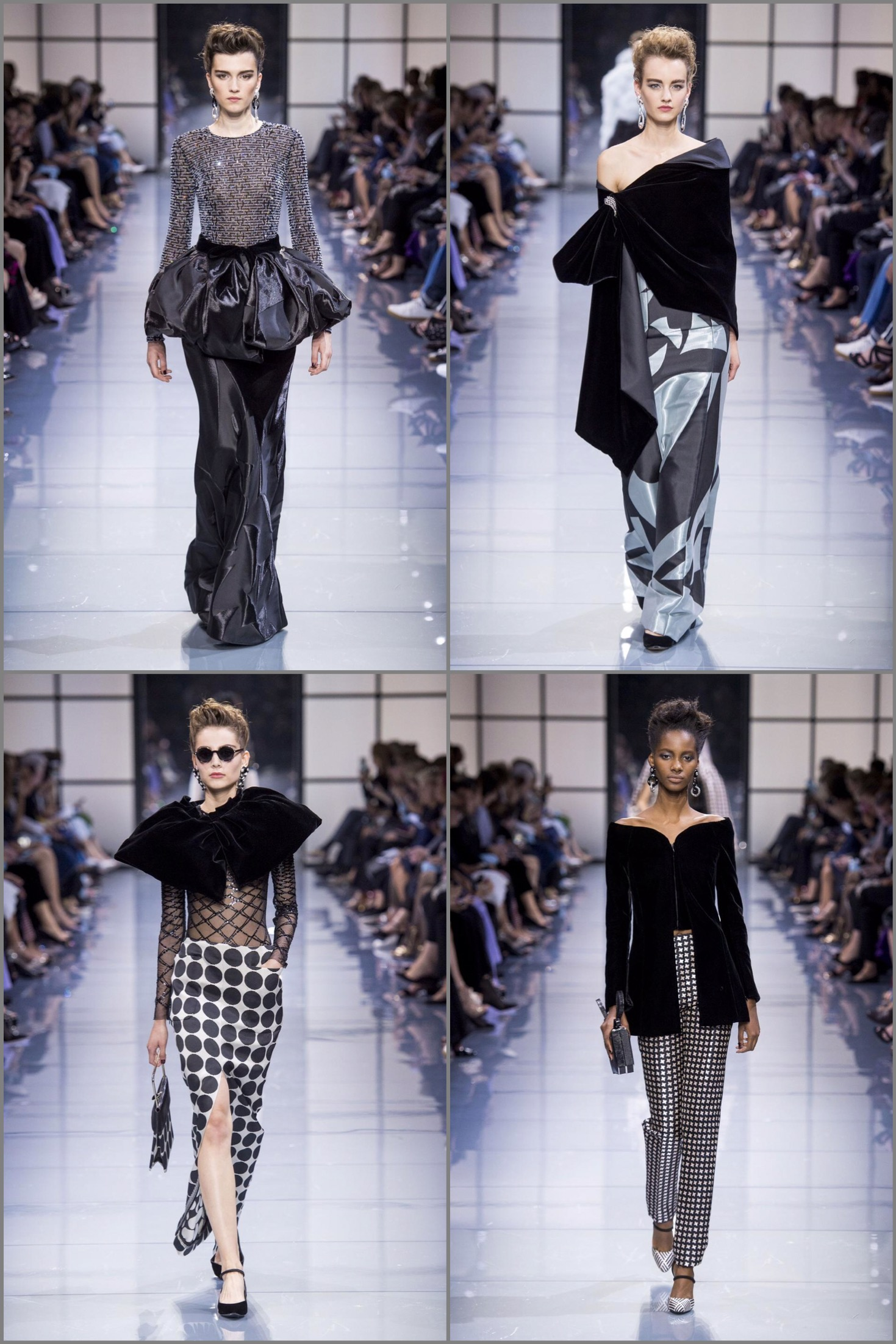 Paris Couture Week Fall Winter 2016-2017 - Giorgio Armani Privé