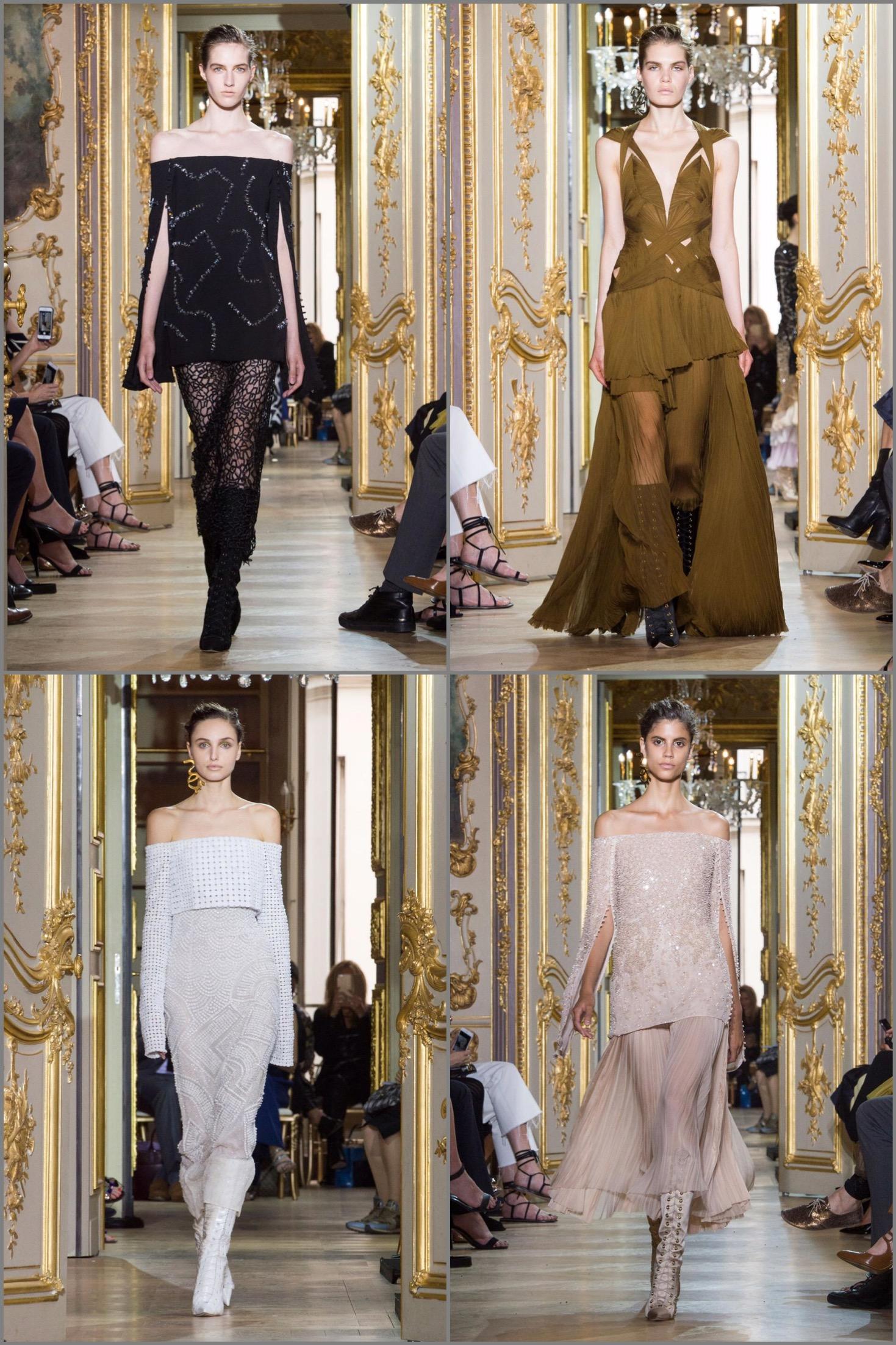 Paris Couture Week Fall Winter 2016-2017 - J.Mendel