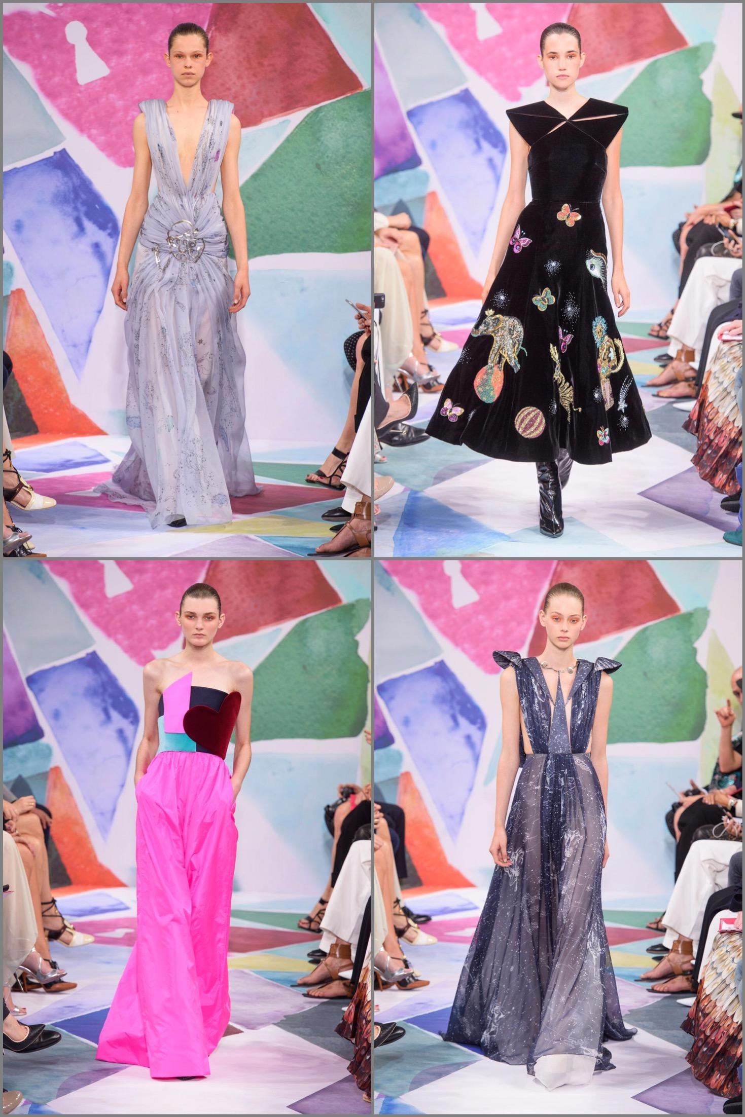 Paris Couture Week Fall Winter 2016-2017 - Schiaparelli