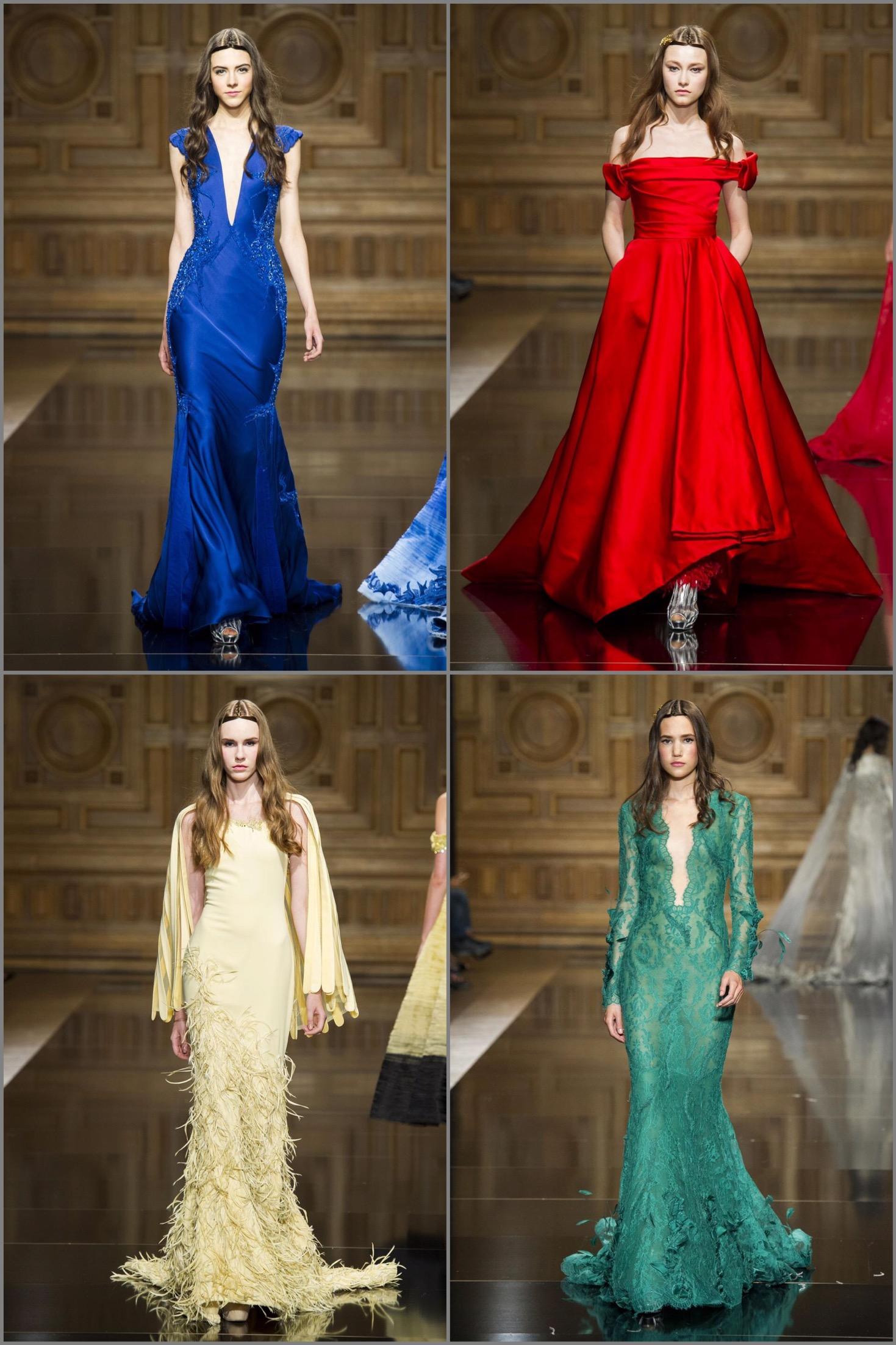 Paris Couture Week Fall Winter 2016-2017 - Tony Ward