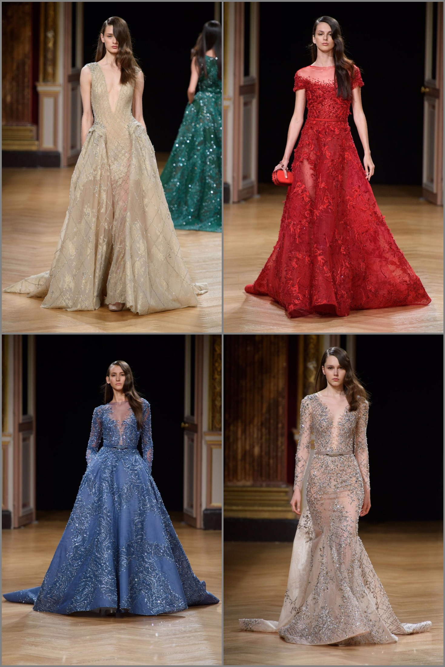 Paris Couture Week Fall Winter 2016-2017 - Ziad Nakad