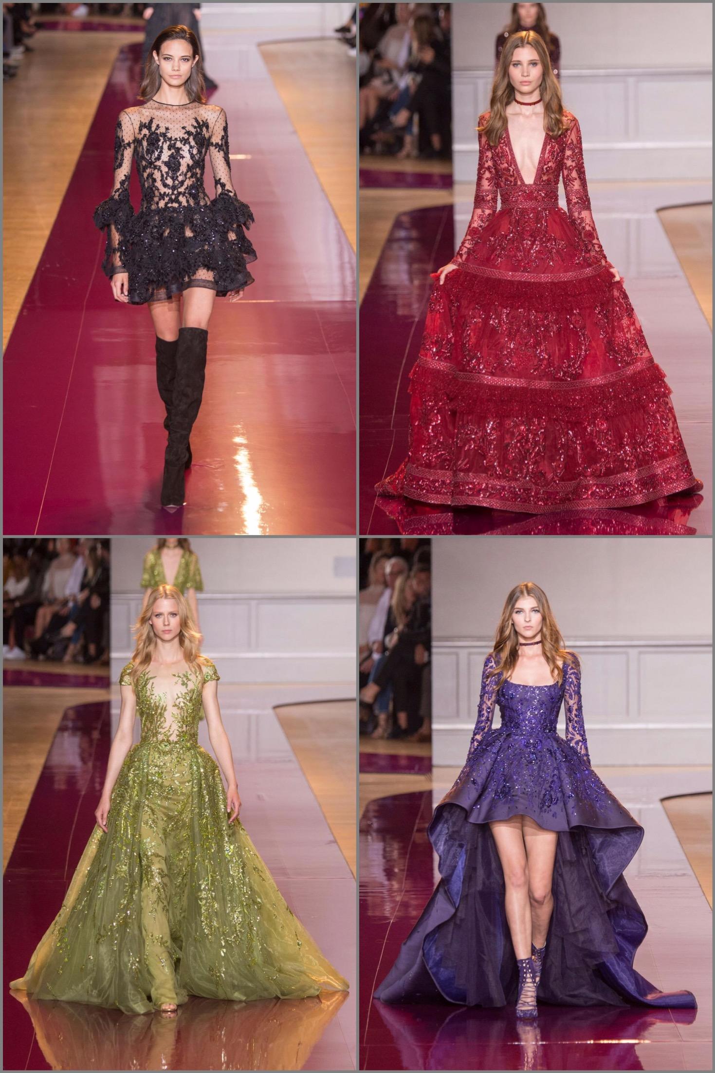 Paris Couture Week Fall Winter 2016-2017 - Zuhair Murad