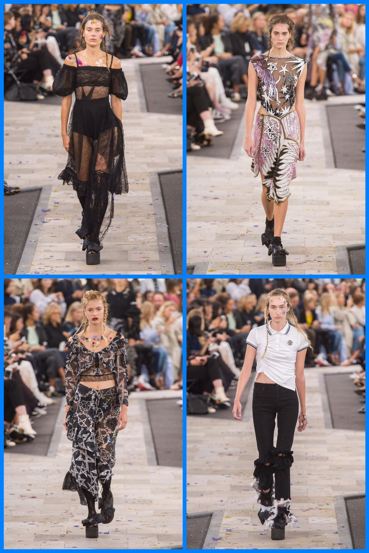 london-fashion-week-pret-a-porter-spring-summer-2017-style-preen-by-thornton-bregazzi