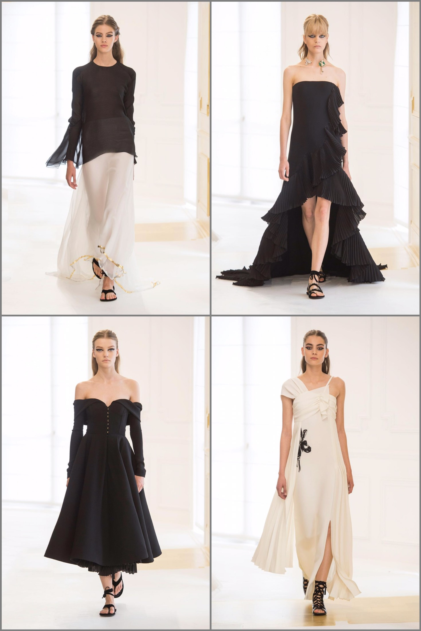 Paris Couture Week Fall Winter 2016-2017 - Christian Dior