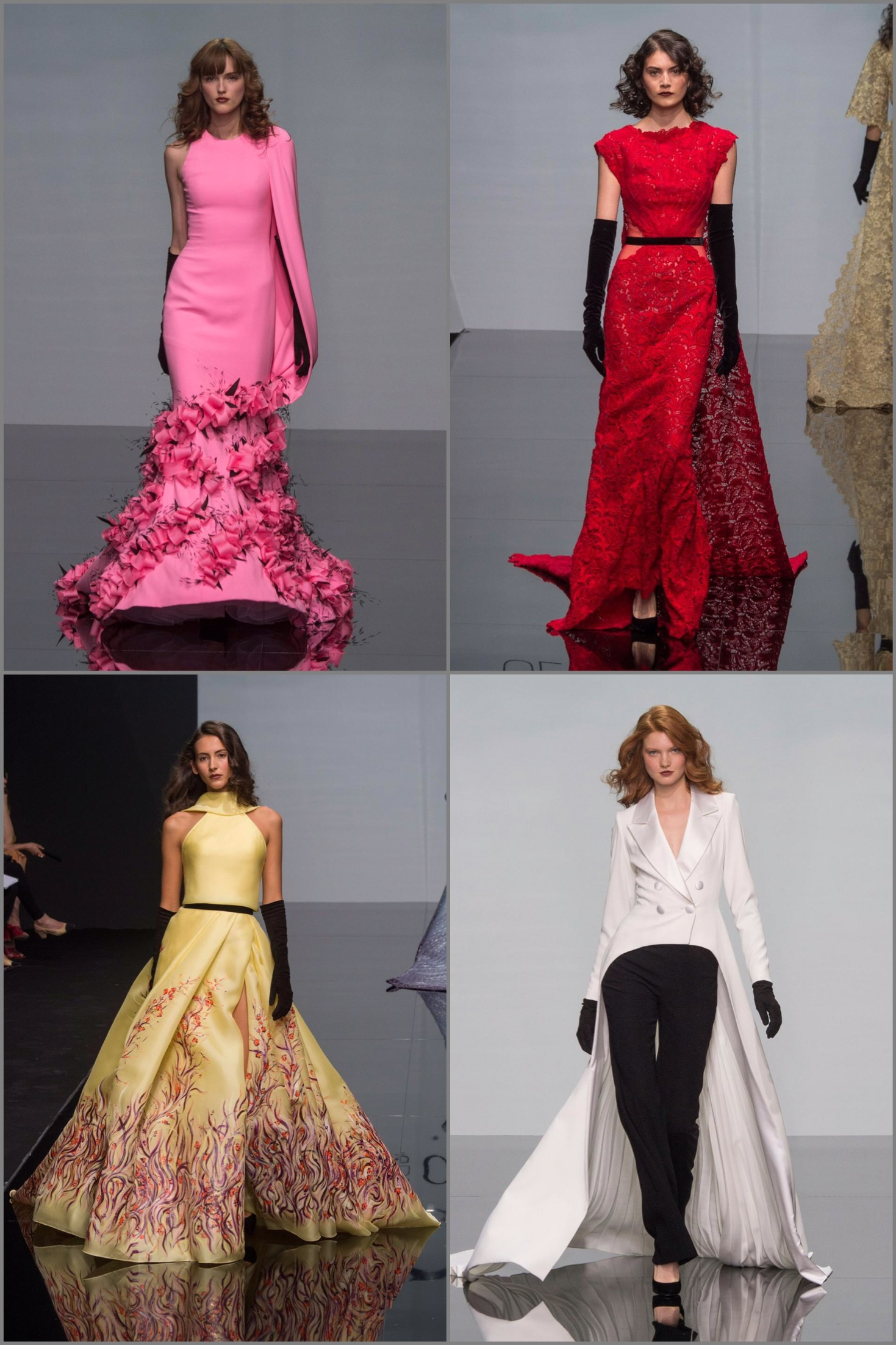 Paris Couture Week Fall Winter 2016-2017 - Georges Chakra