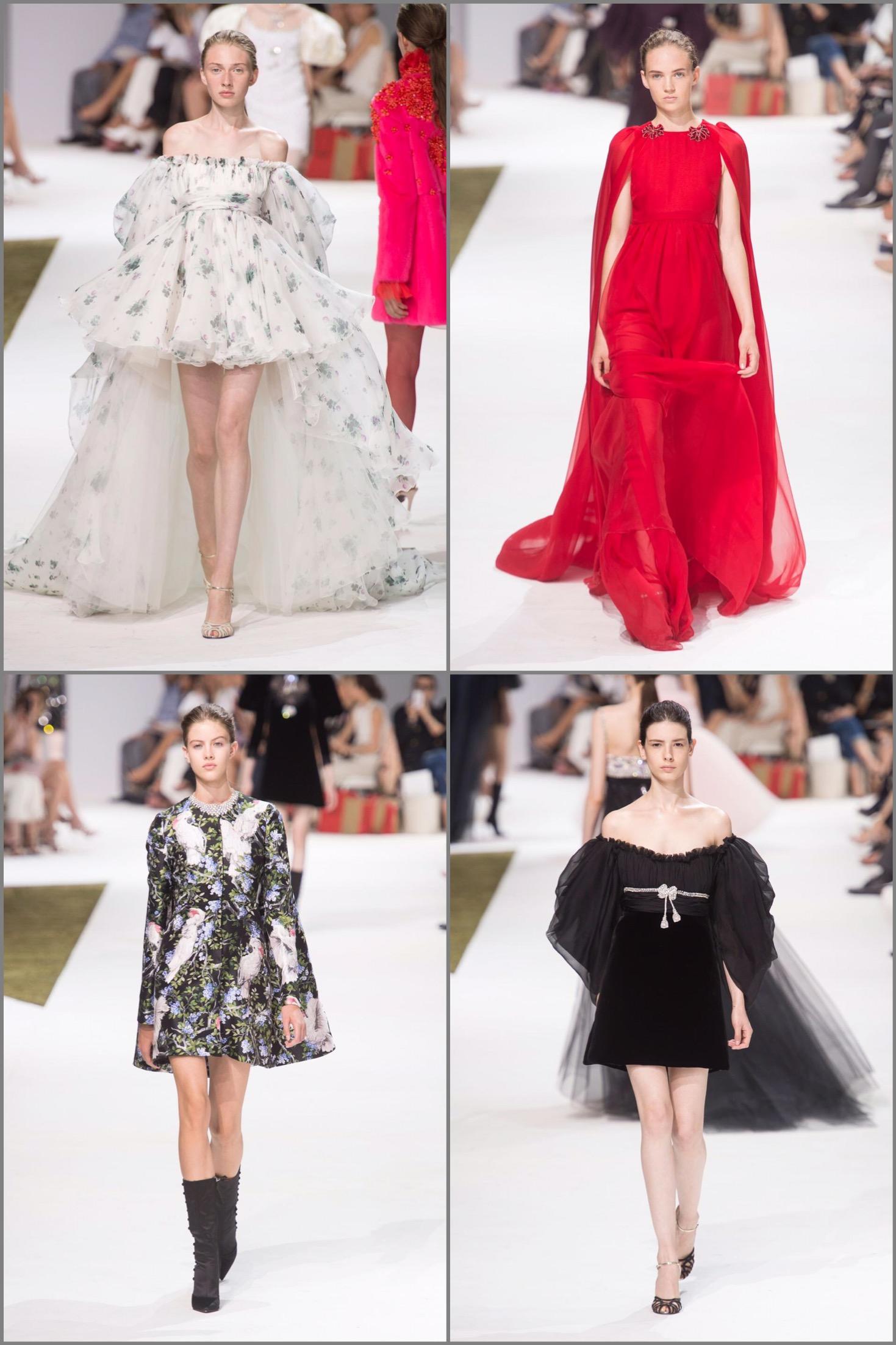 Paris Couture Week Fall Winter 2016-2017 - Giambattista Valli