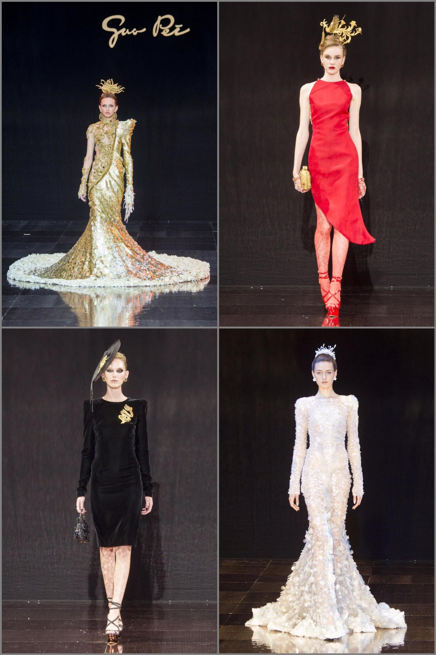 Paris Couture Week Fall Winter 2016-2017 - Guo Pei