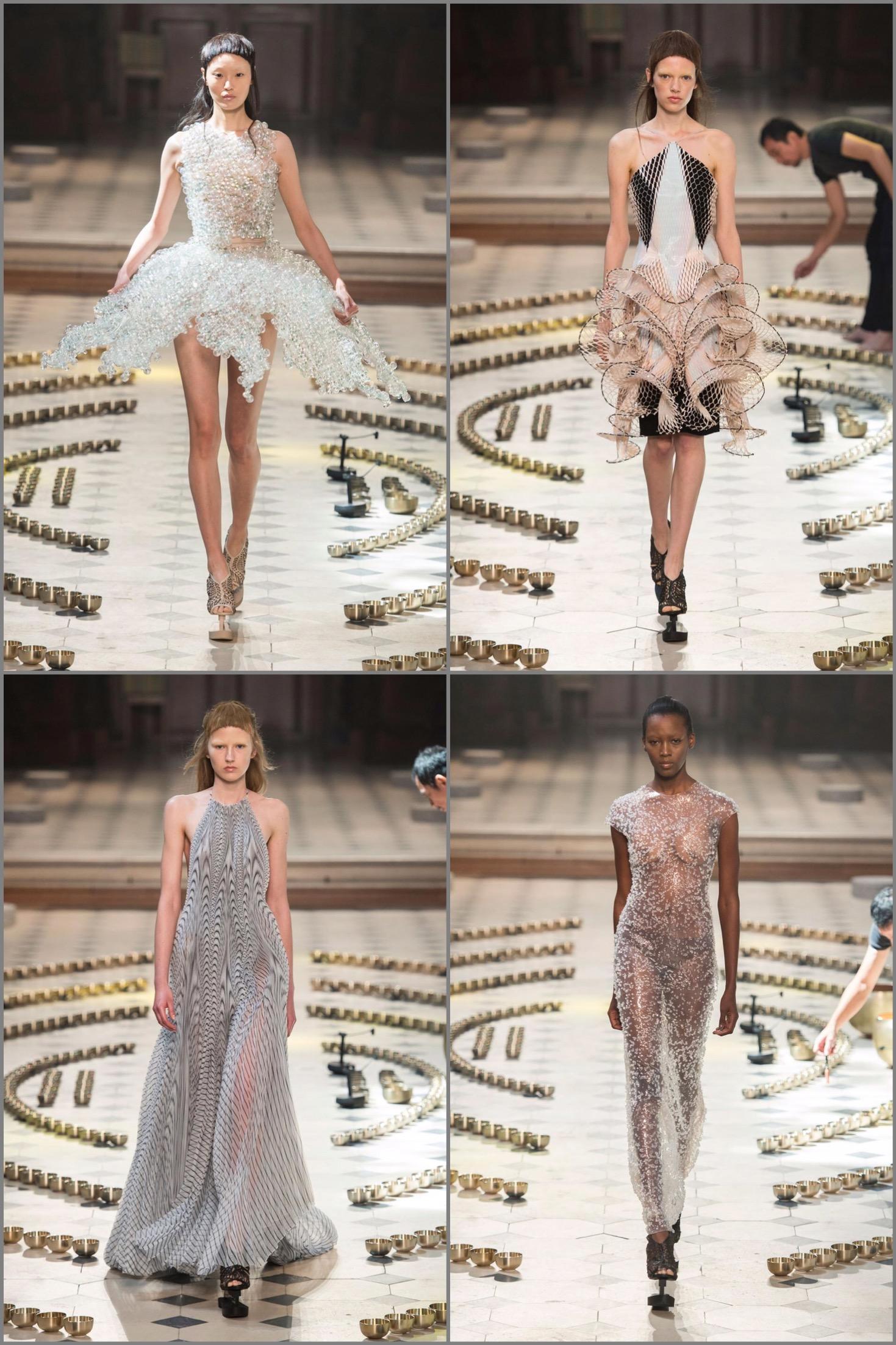 Paris Couture Week Fall Winter 2016-2017 - Iris Van Herpen