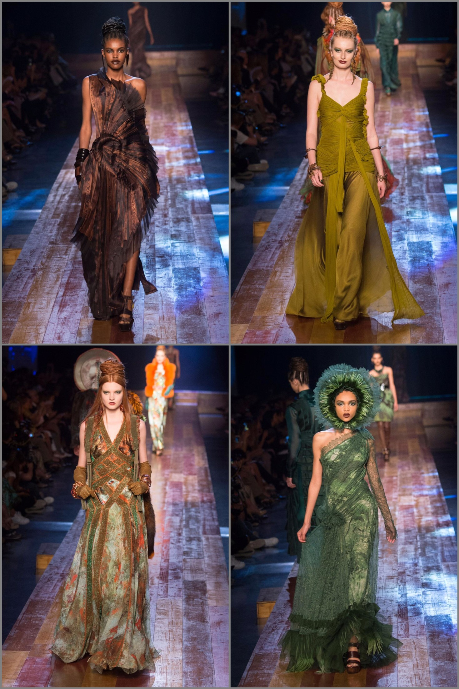 Paris Couture Week Fall Winter 2016-2017 - Jean Paul Gaultier