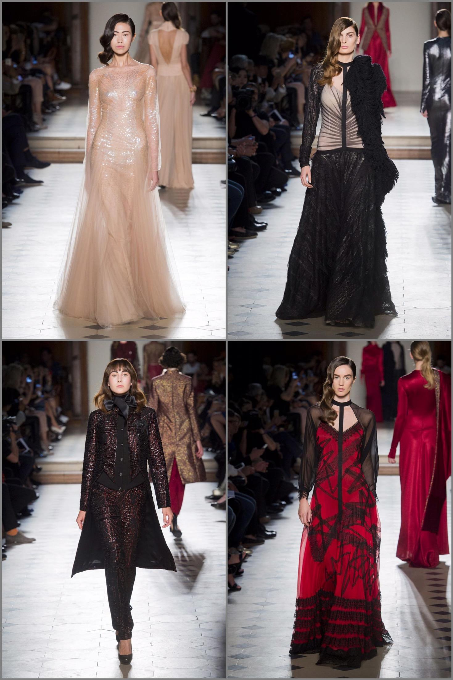 Paris Couture Week Fall Winter 2016-2017 - Julien Fournié