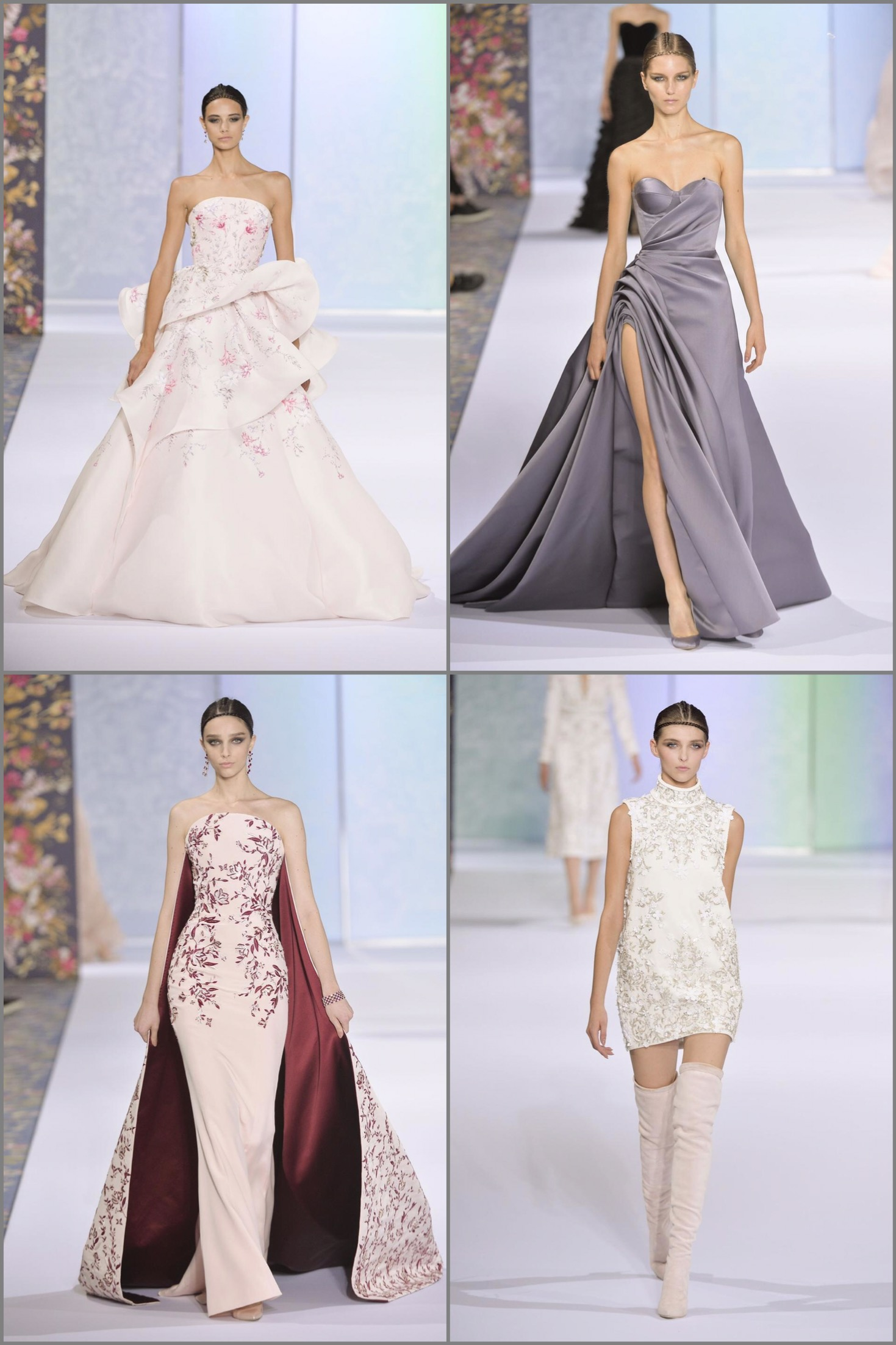 Paris Couture Week Fall Winter 2016-2017 - Ralph & Russo