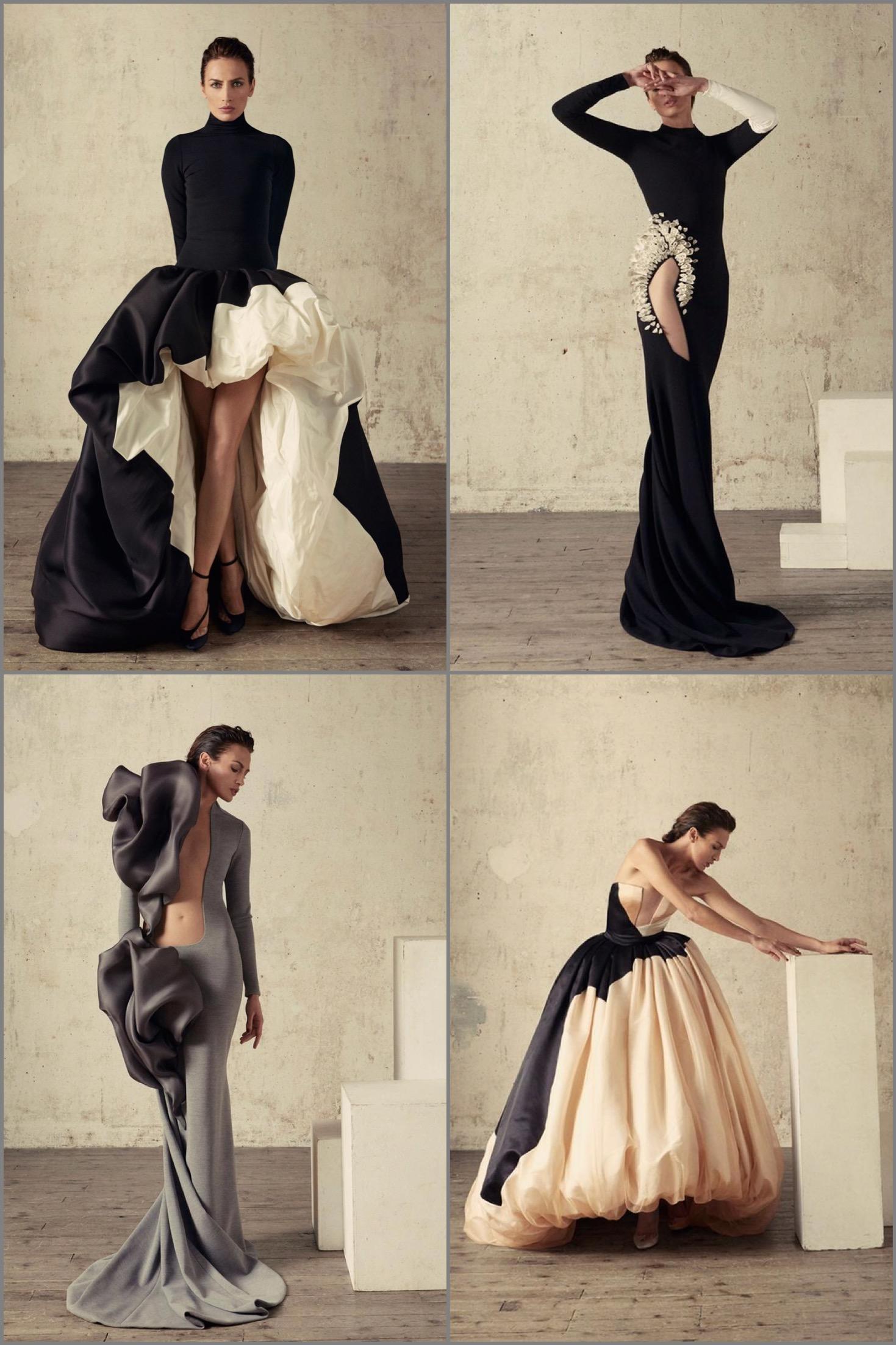 Paris Couture Week Fall Winter 2016-2017 - Stéphane Rolland