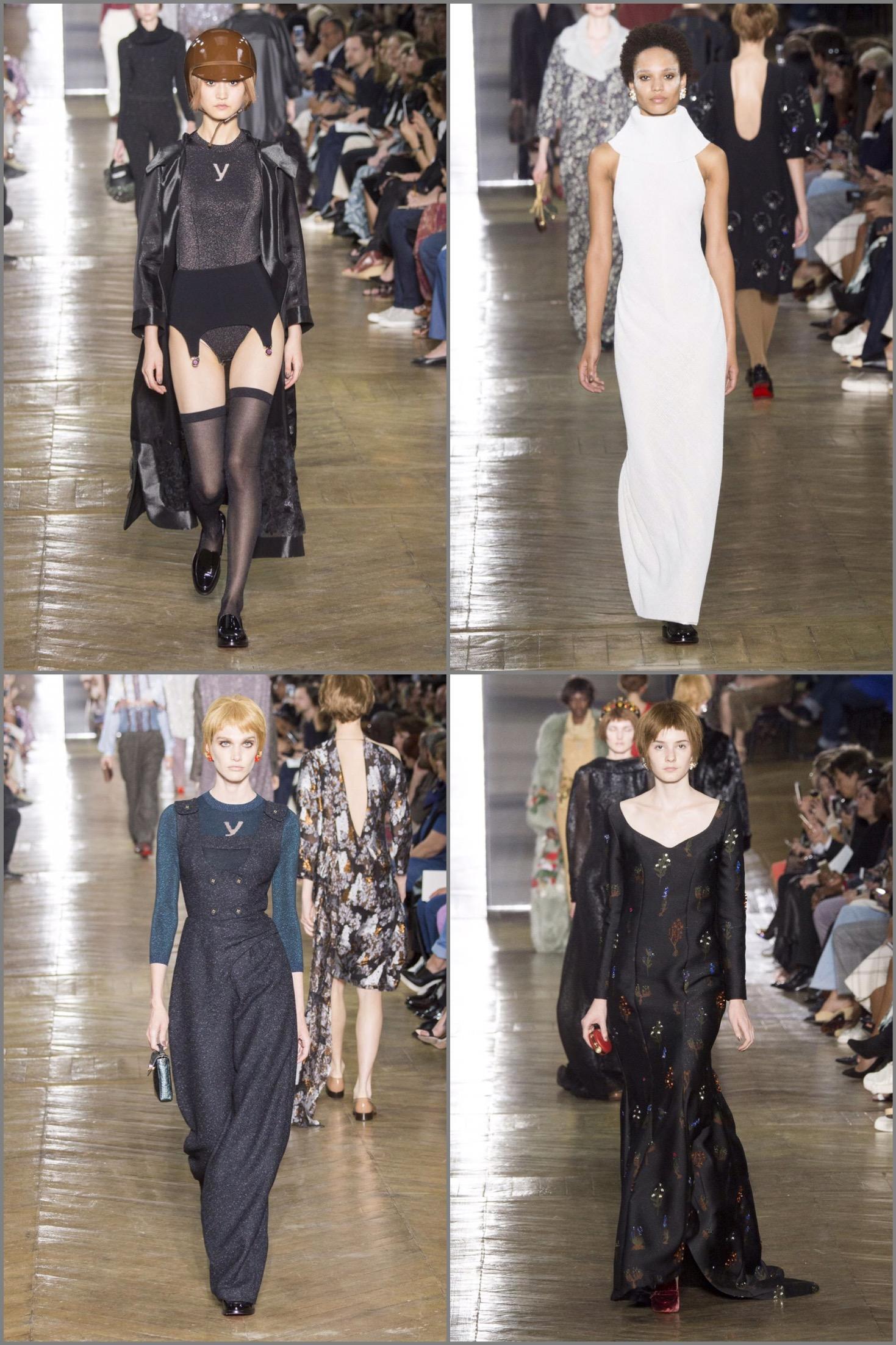 Paris Couture Week Fall Winter 2016-2017 - Ulyana Sergeenko