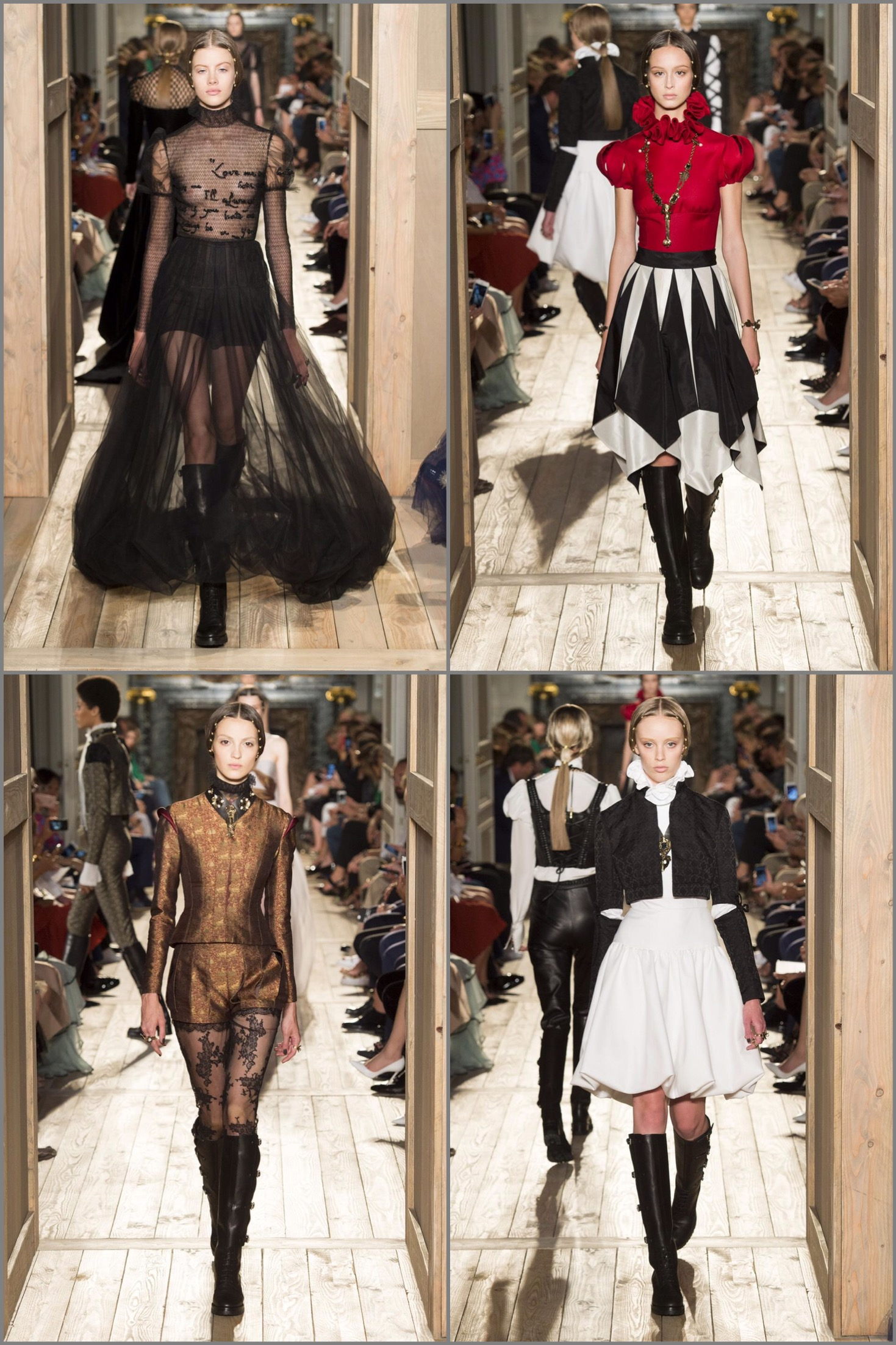 Paris Couture Week Fall Winter 2016-2017 - Valentino