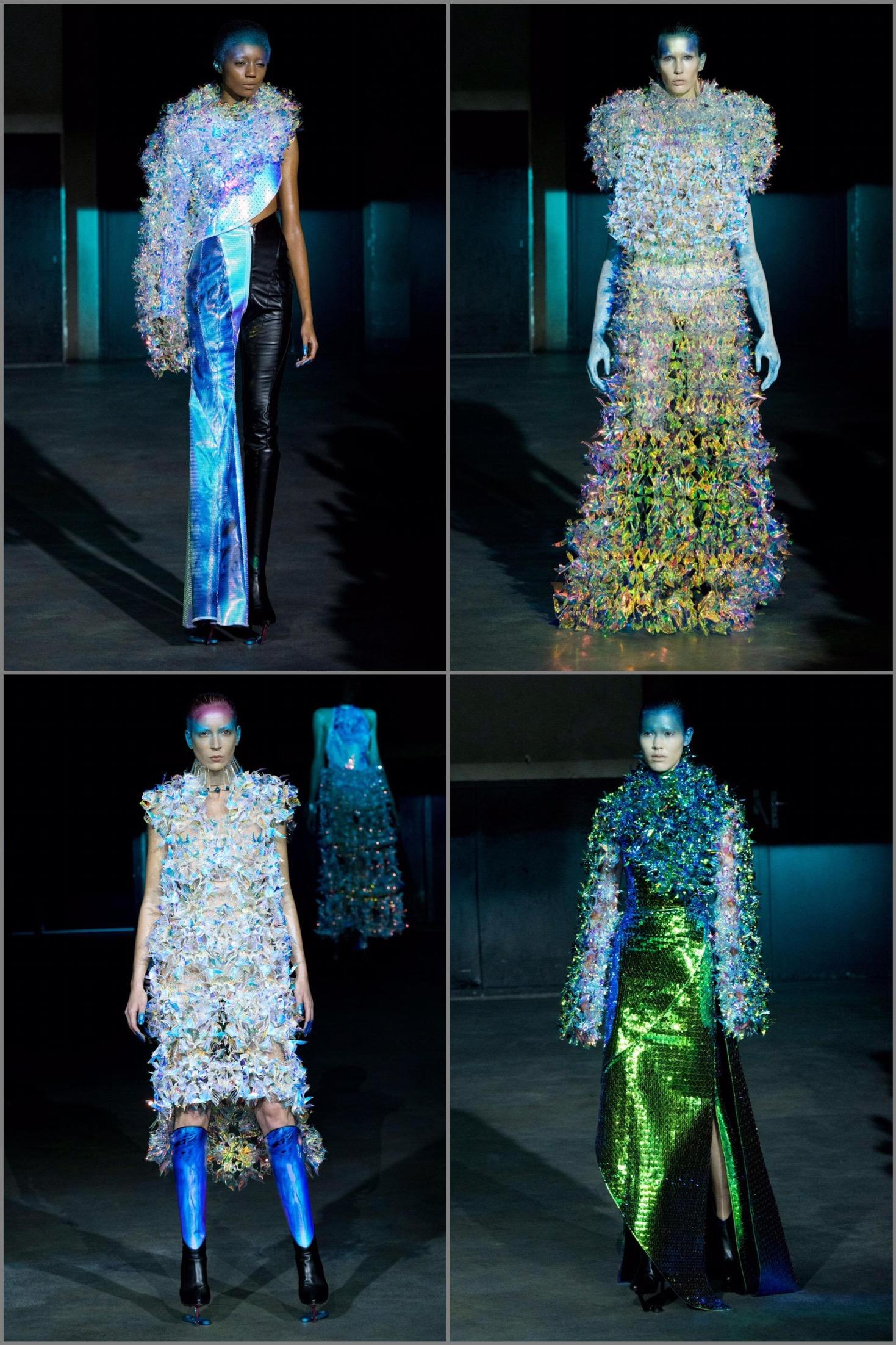 Paris Couture Week Fall Winter 2016-2017 - Yuima Nakazato