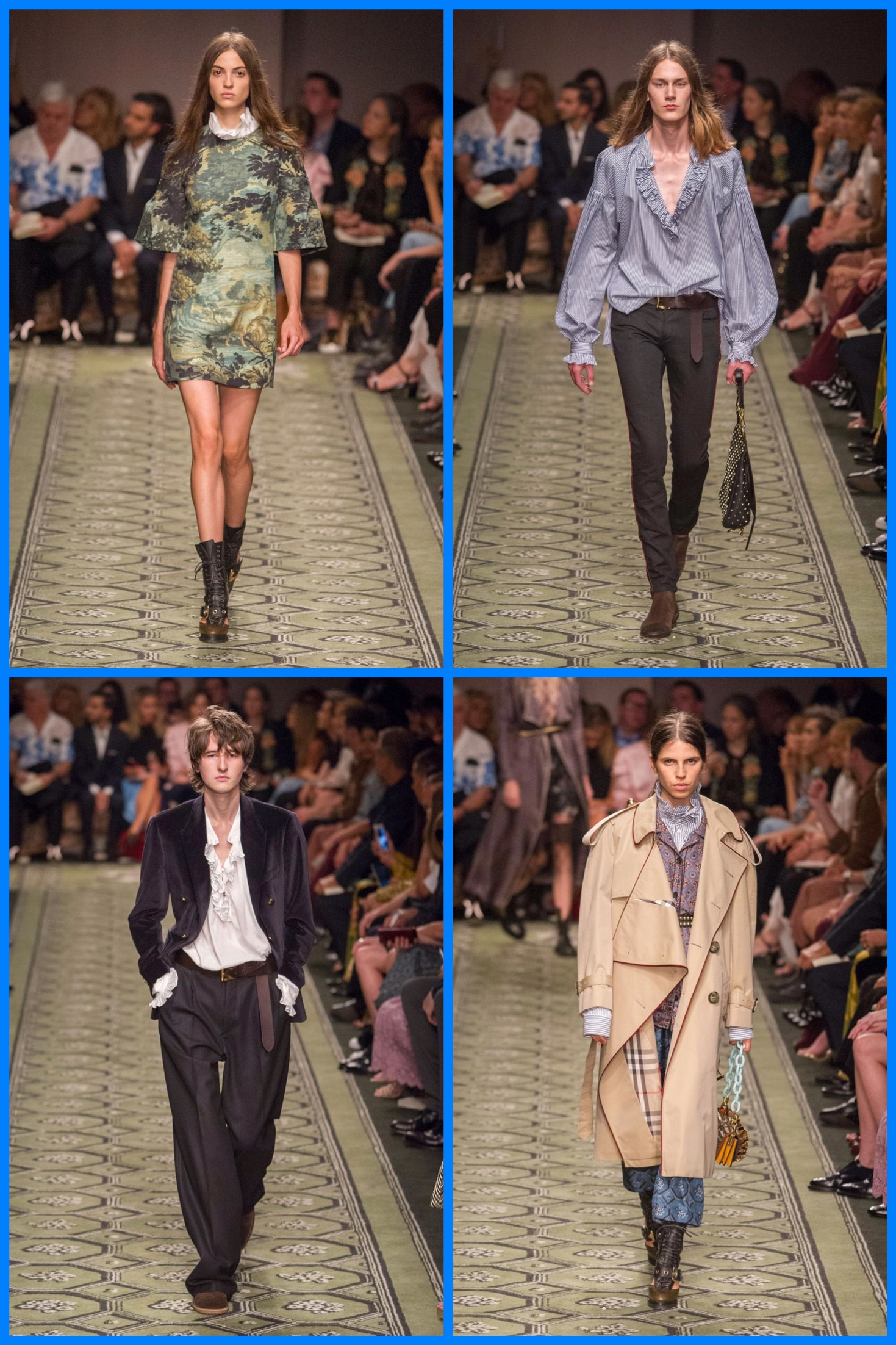 london-fashion-week-pret-a-porter-spring-summer-2017-style-burberry