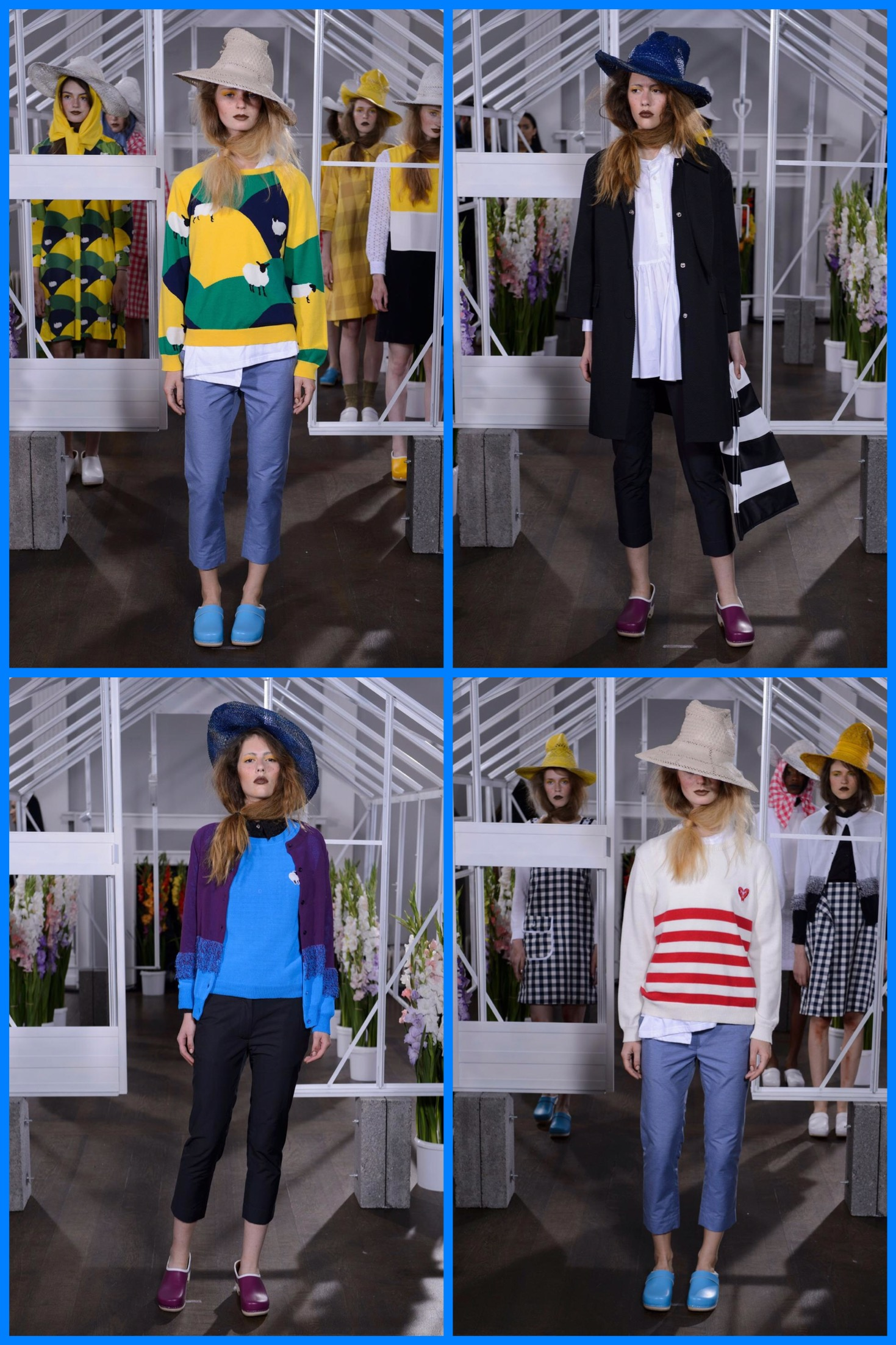 london-fashion-week-pret-a-porter-spring-summer-2017-style-peter-jensen