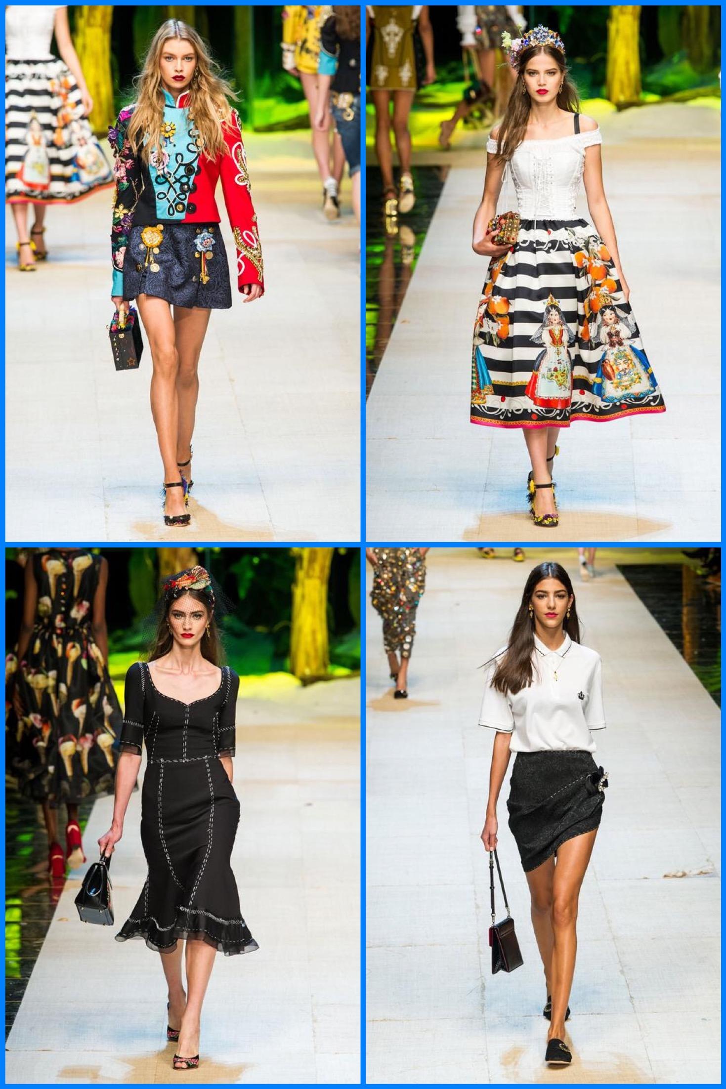 milano-fashion-week-pret-a-porter-spring-summer-2017-style-dolce-gabbana